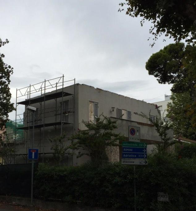 RICCIONE ABISSINIA, villa unifamiliare in vendita PREZZO RIBASSATO