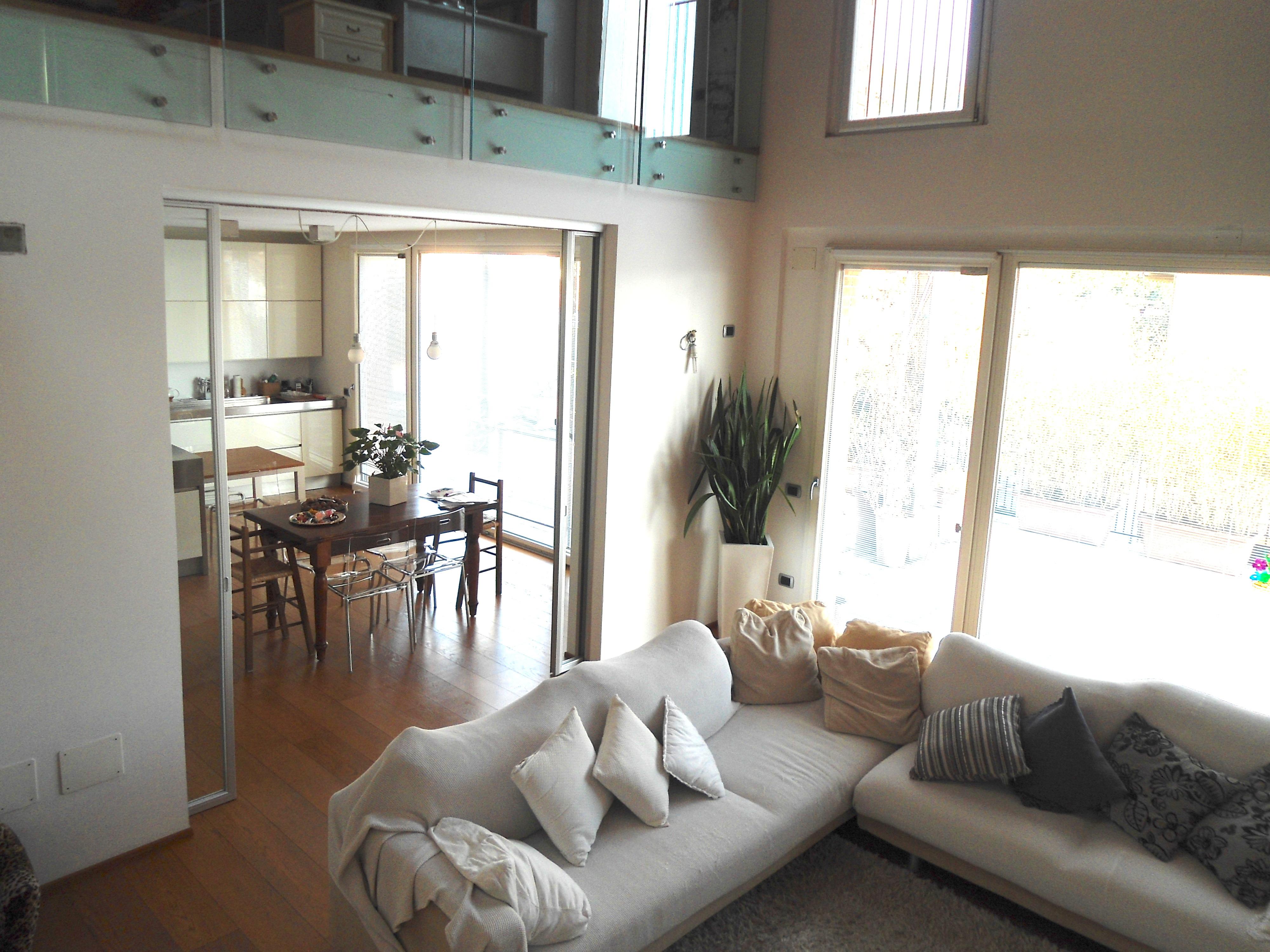 RICCIONE PAESE, meraviglioso attico in vendita con ampio terrazzo