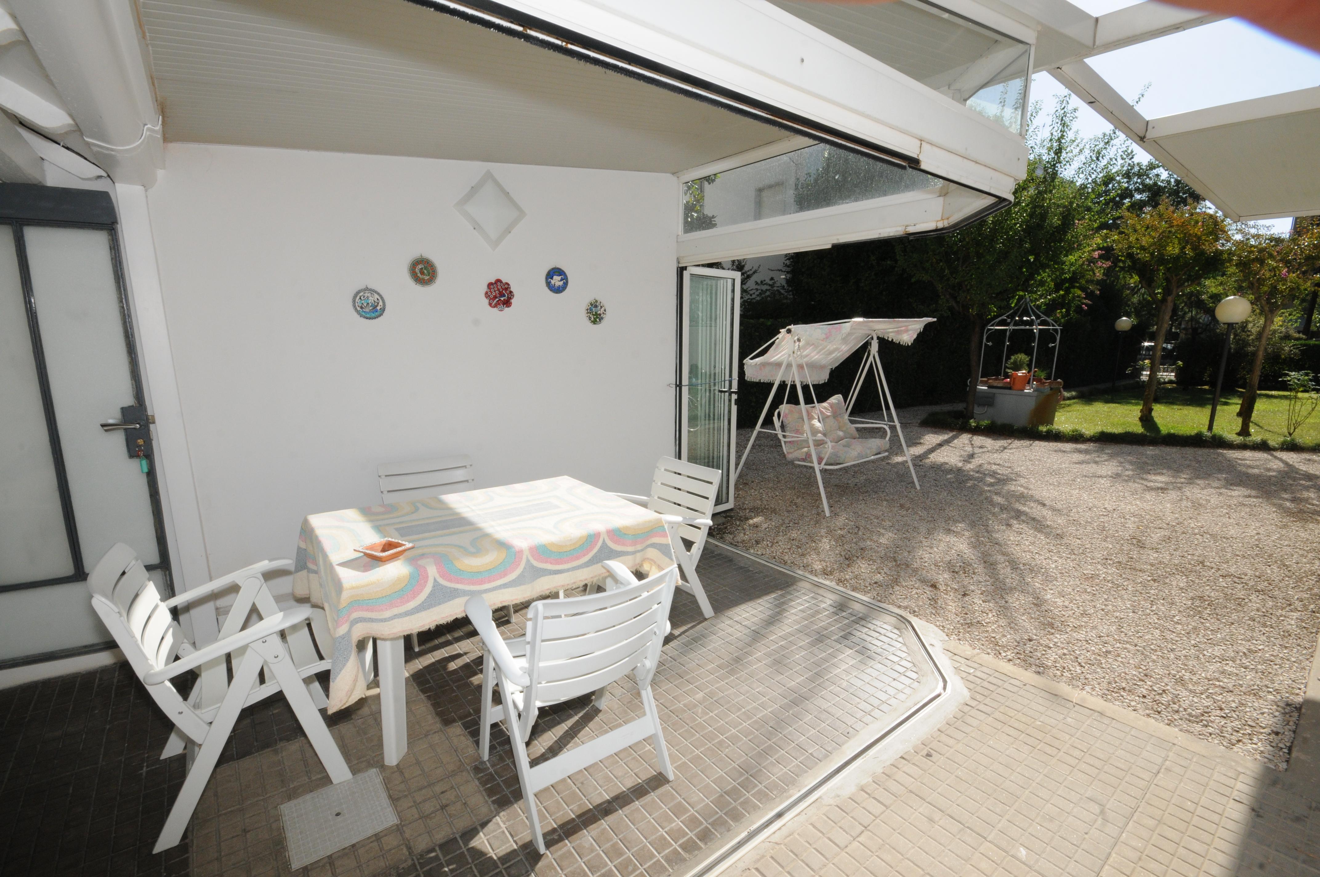 RICCIONE ABISSINIA/CENTRO, Appartamento in affitto stagionale con giardino