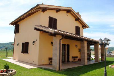 RICCIONE PAESE, villa in vendita