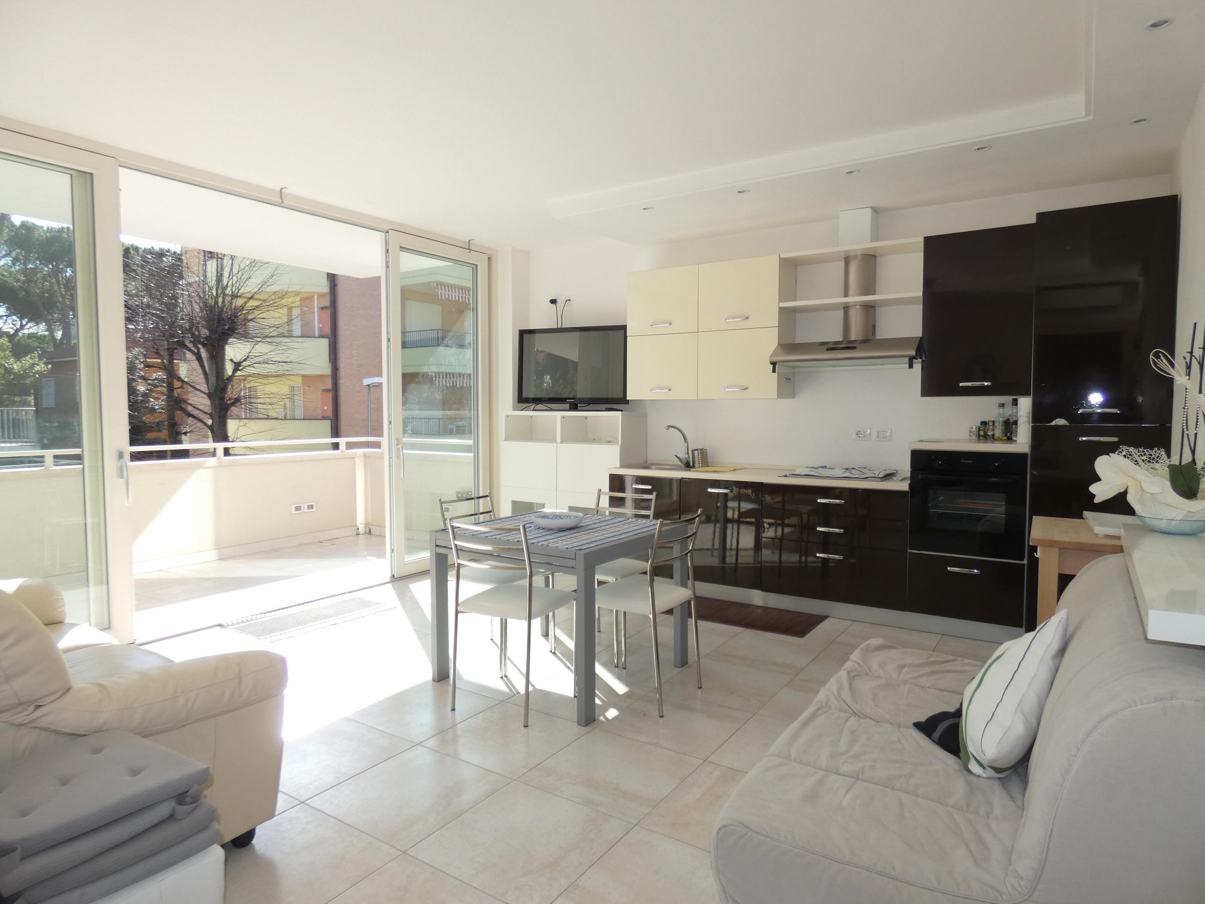 RICCIONE  ABISSINIA, Appartamento in vendita terrazzo abitabile