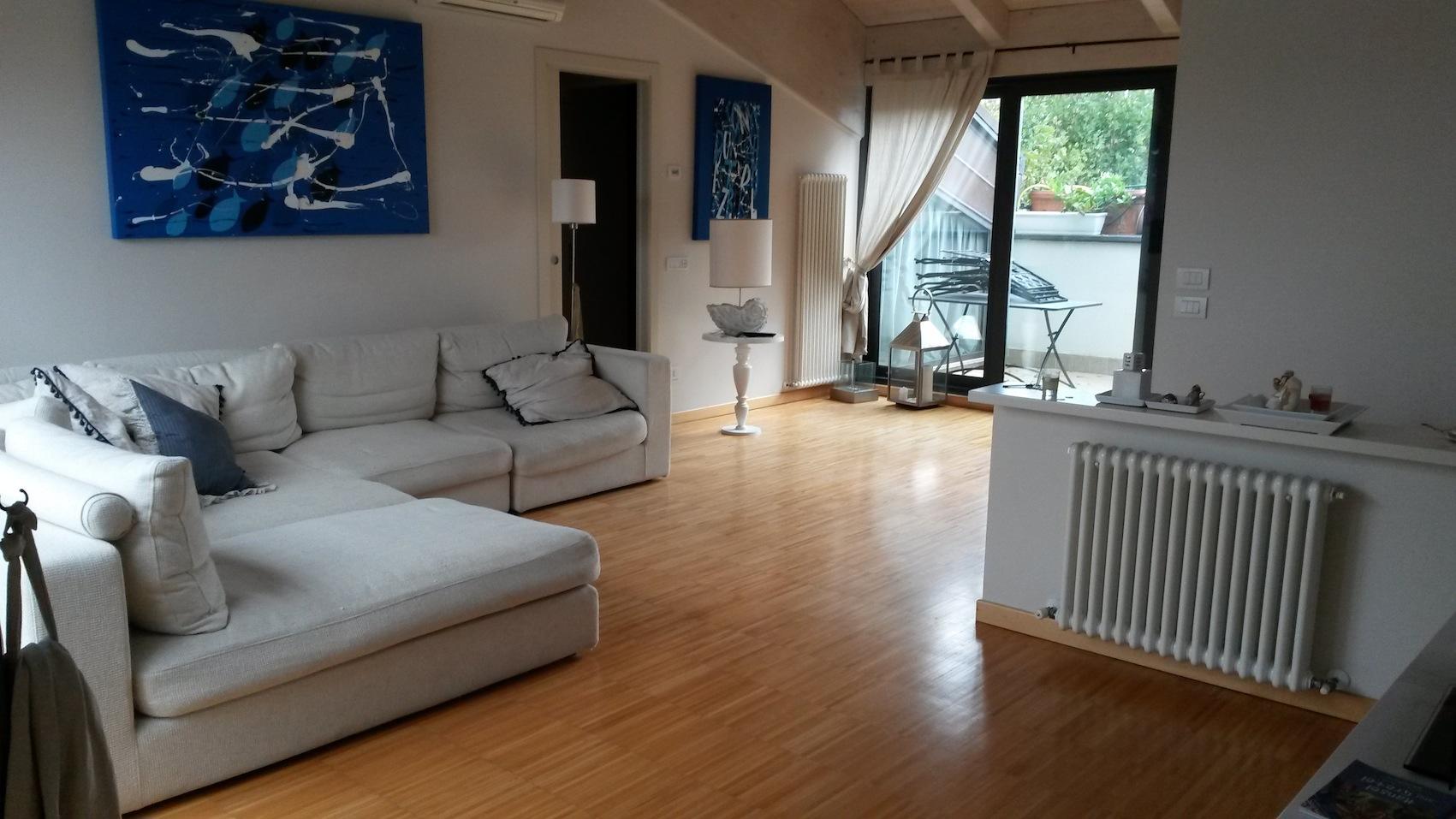 RICCIONE ABISSINIA, attico in vendita con 3 camere