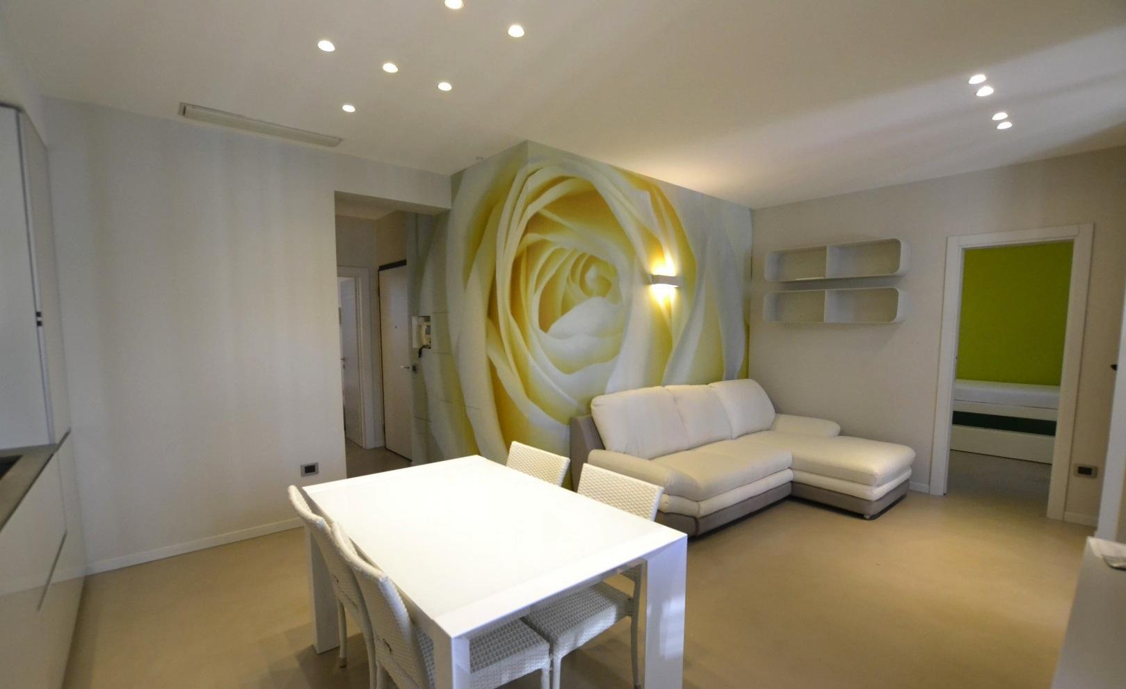 Riccione abissinia centro appartamento in affitto stagionale con giardino - Bagno 70 riccione ...
