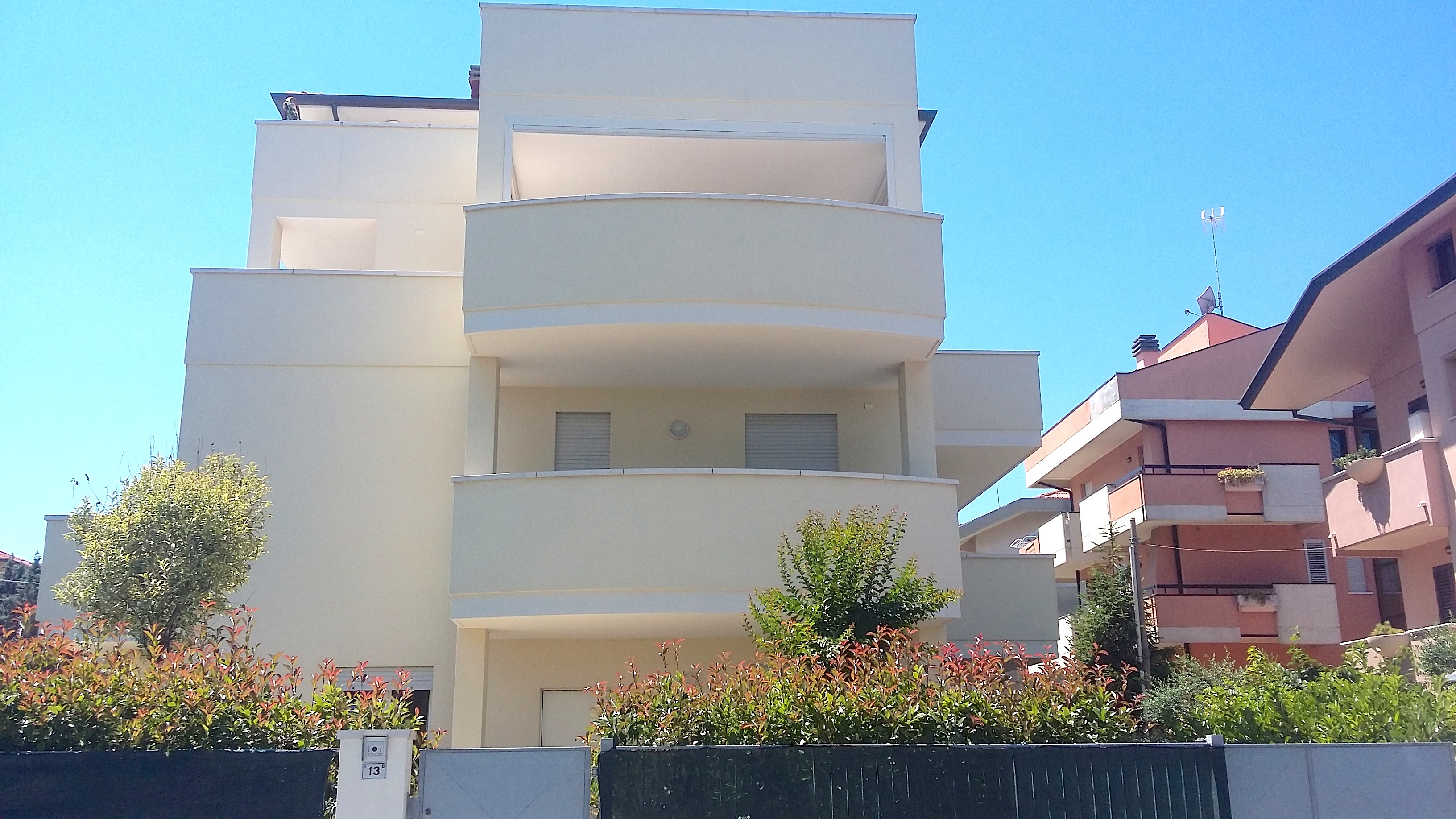 RICCIONE FONTANELLE, Appartamento in vendita nuova costruzione