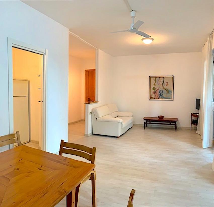 RICCIONE ZONA CECCARINI ALTA, Ampio appartamento in affitto stagionale