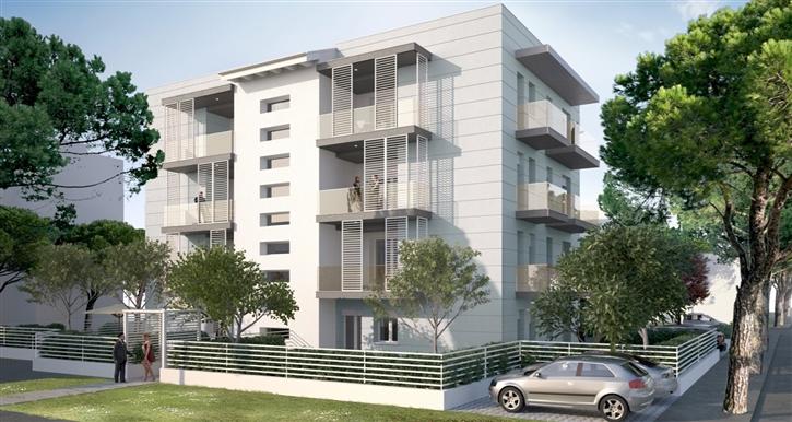 RICCIONE , appartamenti di varia metratrura prossima realizzazione