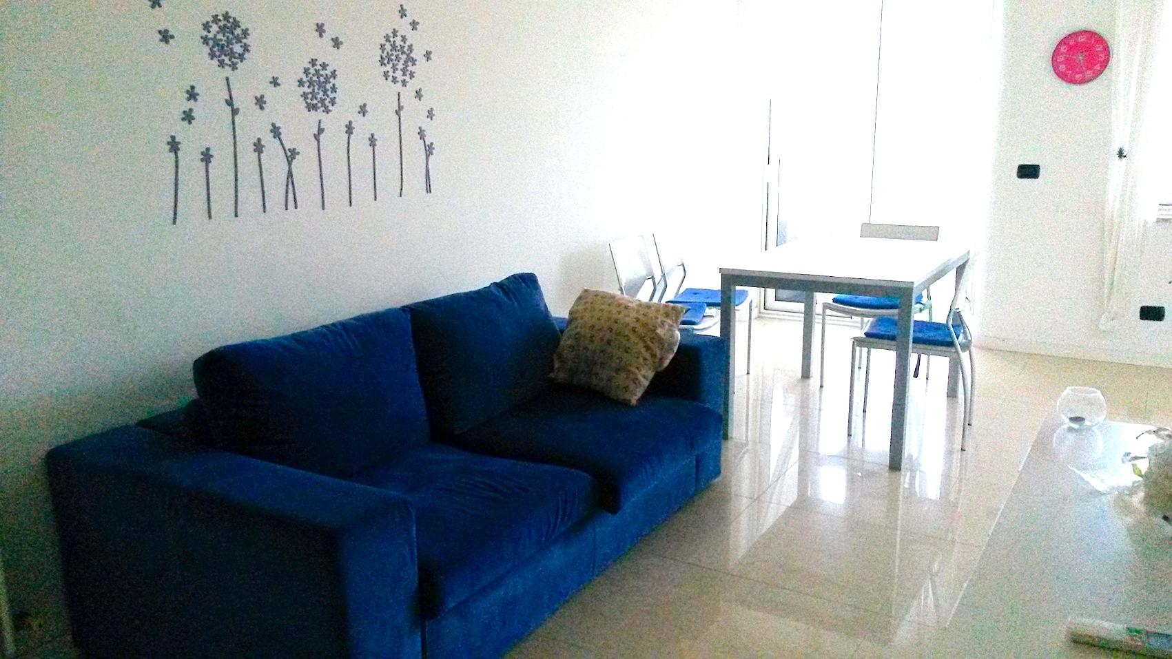 RICCIONE PORTO, appartamento in affitto stagionale terrazzo abitabile