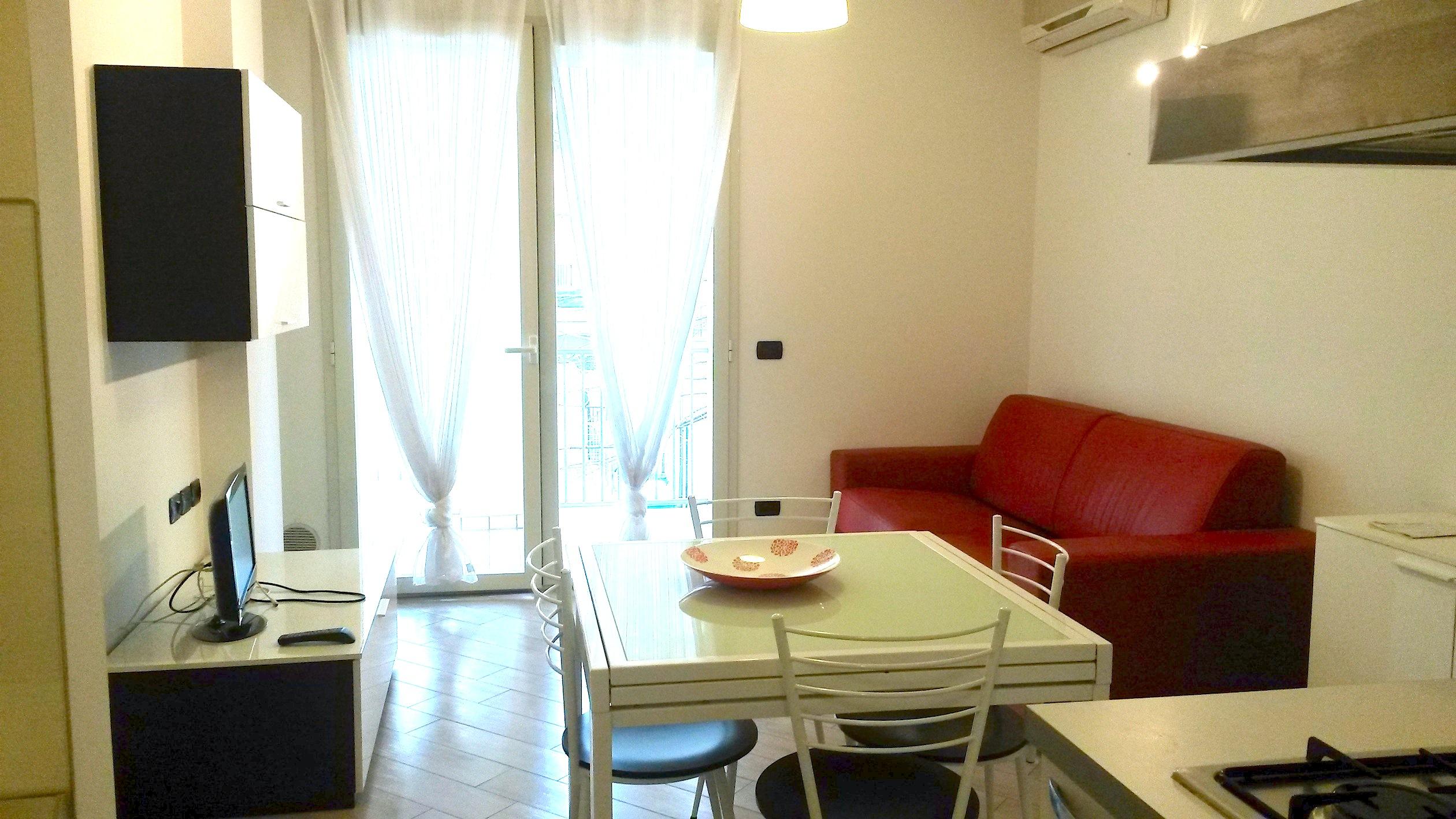 RICCIONE ALBA, Appartamento in affitto stagionale nuovo con terrazzo