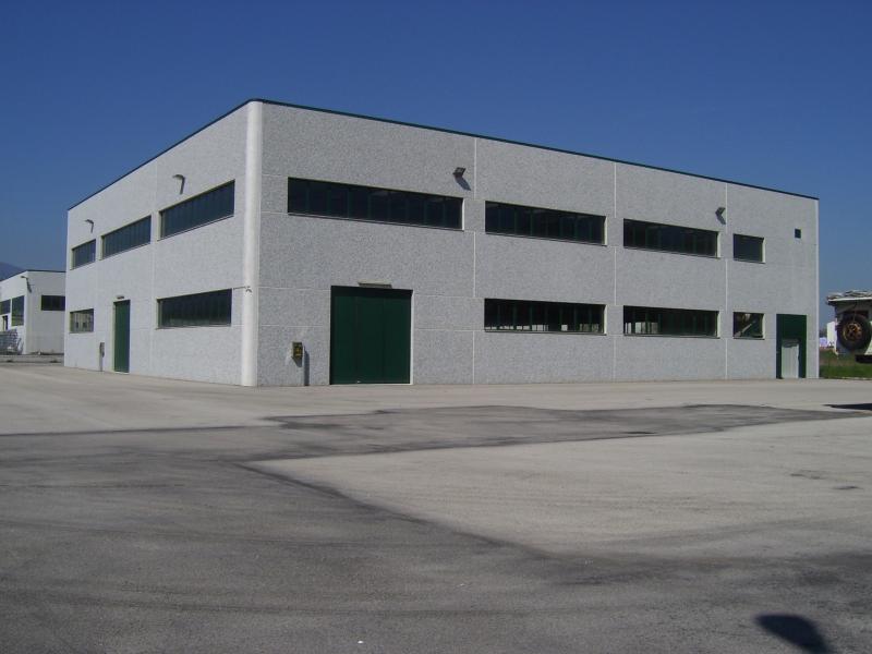 RICCIONE RAIBANO, Capannone di 800 mq in vendita