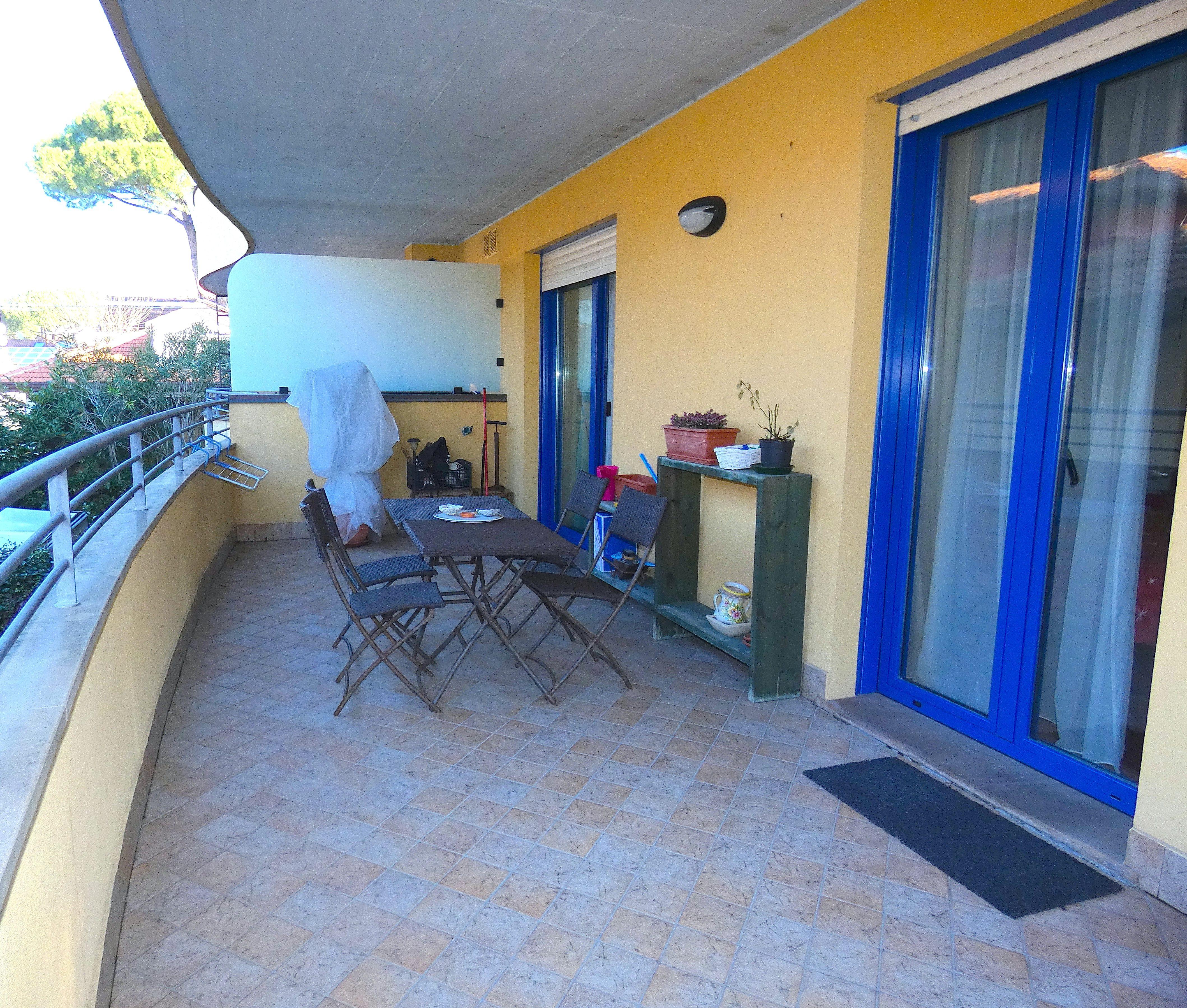 RICCIONE ABISSINIA, Ampio appartamento in vendita con terrazzo abitabile
