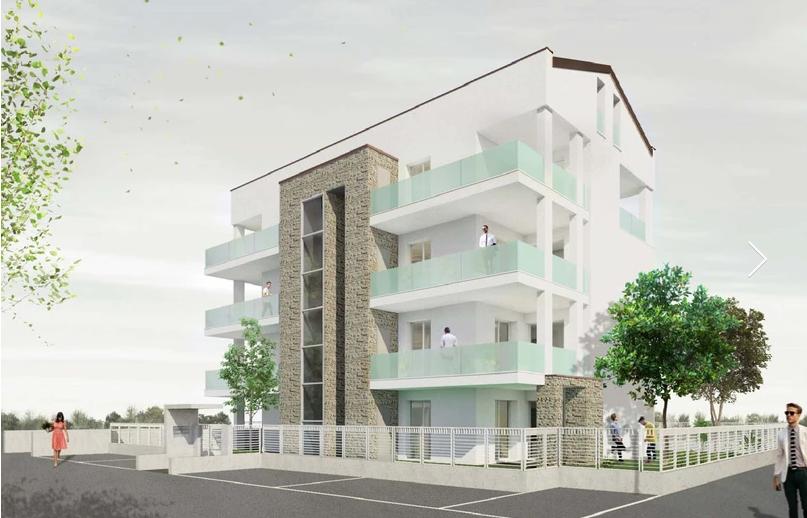 RICCIONE ALBA, Attici  di nuova costruzione in vendita