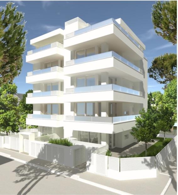 RICCIONE PORTO, Appartamenti di nuovissima realizzazione