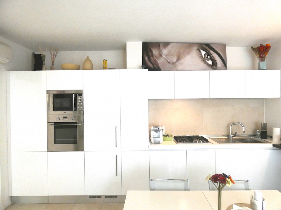Riccione Fontanelle, appartamento in vendita piano terra, cortile e garage