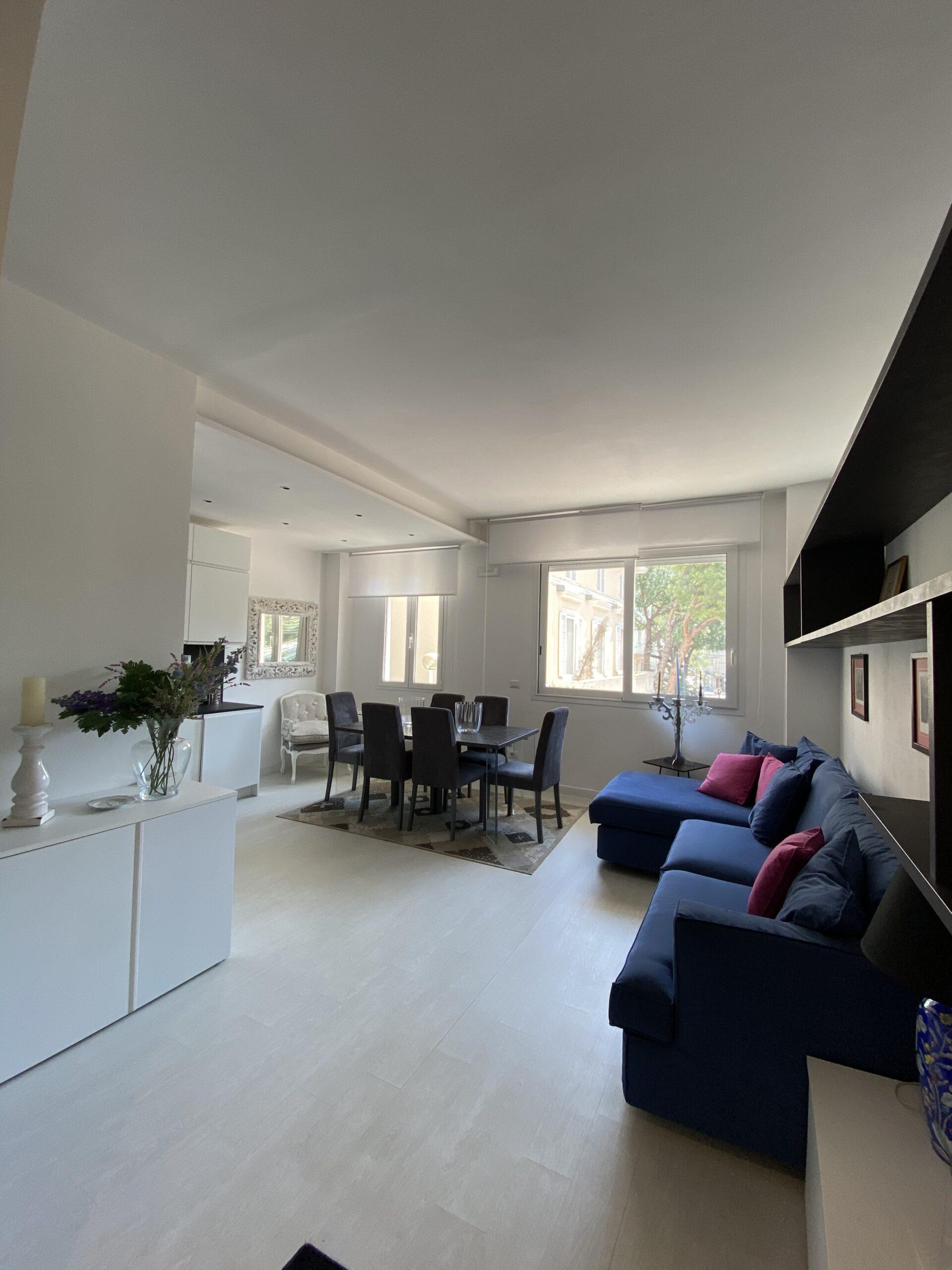 RICCIONE CECCARINI, Lussuoso appartamento in affitto stagionale