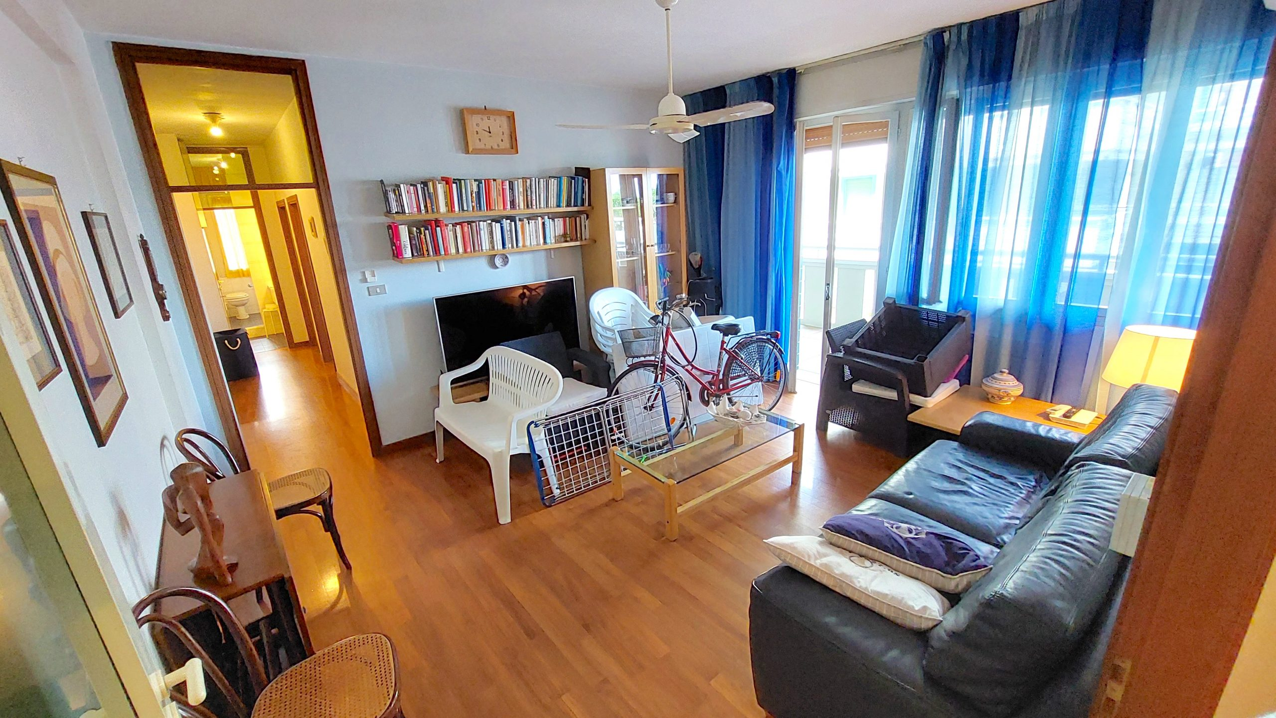 RICCIONE CENTRO/ABISSINIA, Appartamento in vendita frontemare