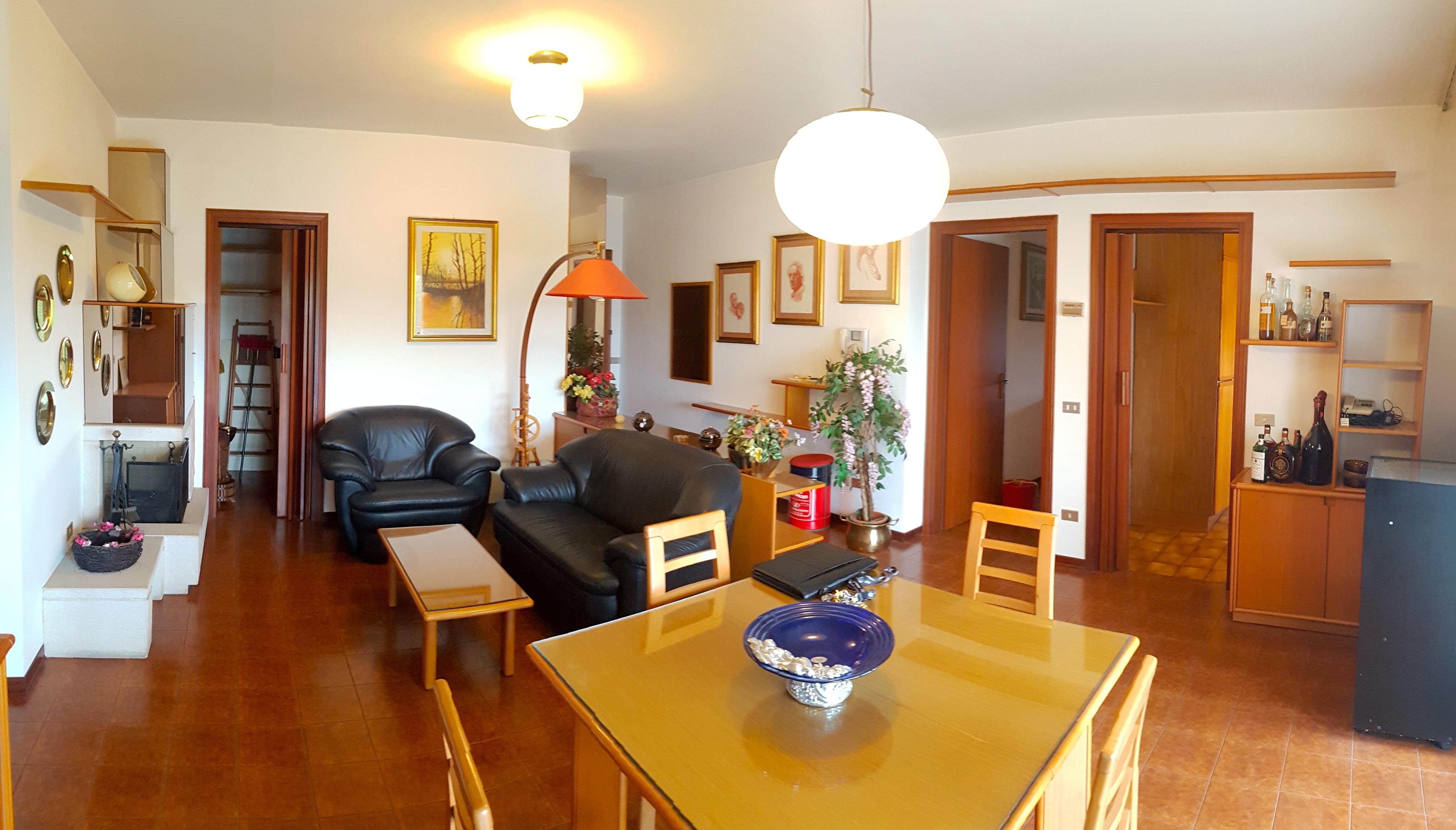 RICCIONE ZONA PARCO, 5 locali con terrazzo e garage in vendita