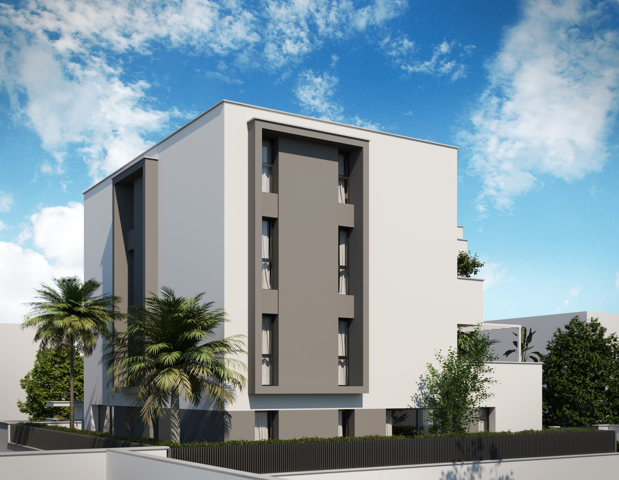 RICCIONE PAESE, nuova costruzione appartamenti di pregio