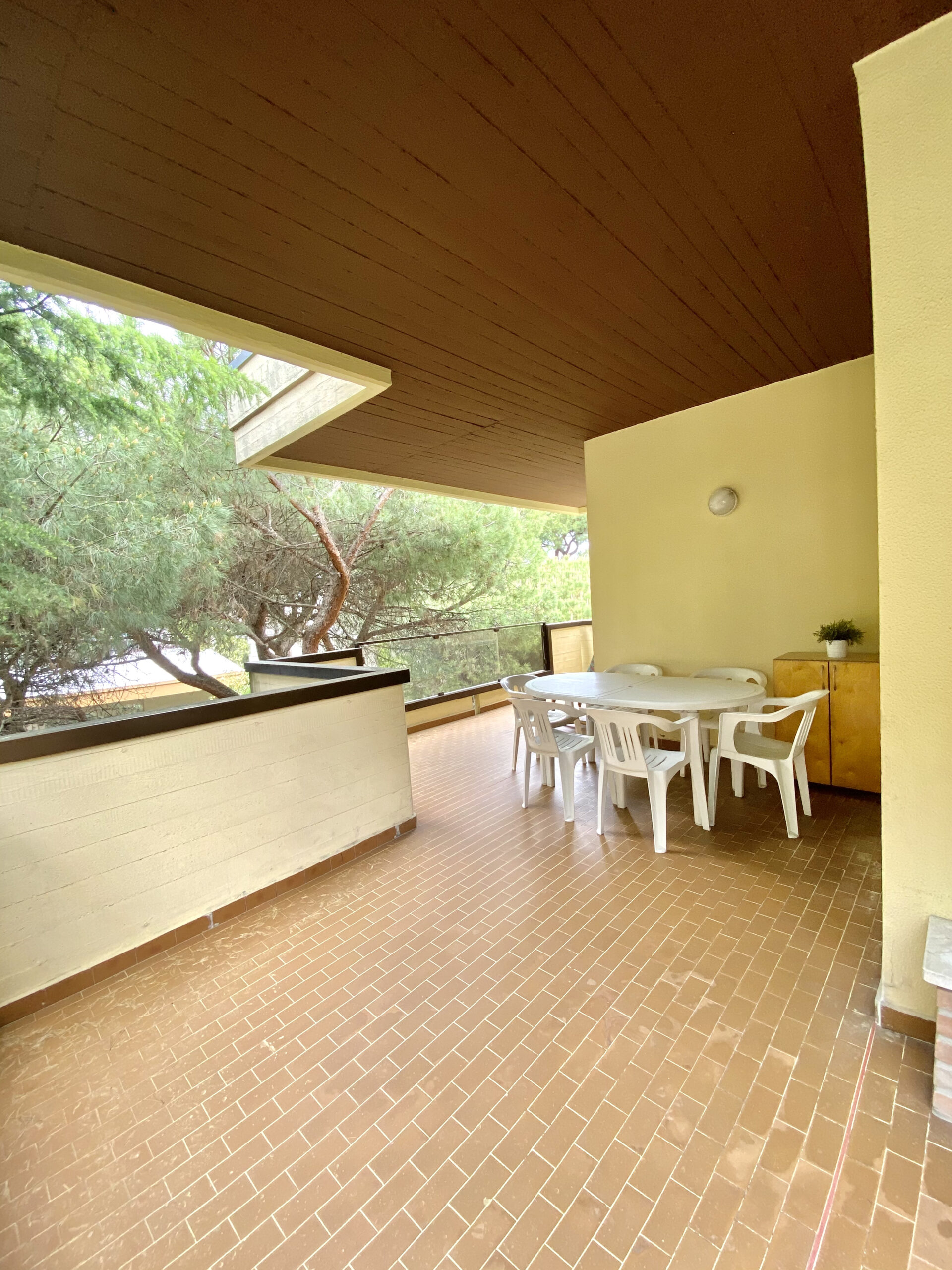 RICCIONE CENTRO ABISSINIA: Appartamento con terrazzi abitabili in locazione stagionale