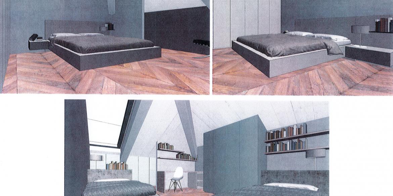 attico camere