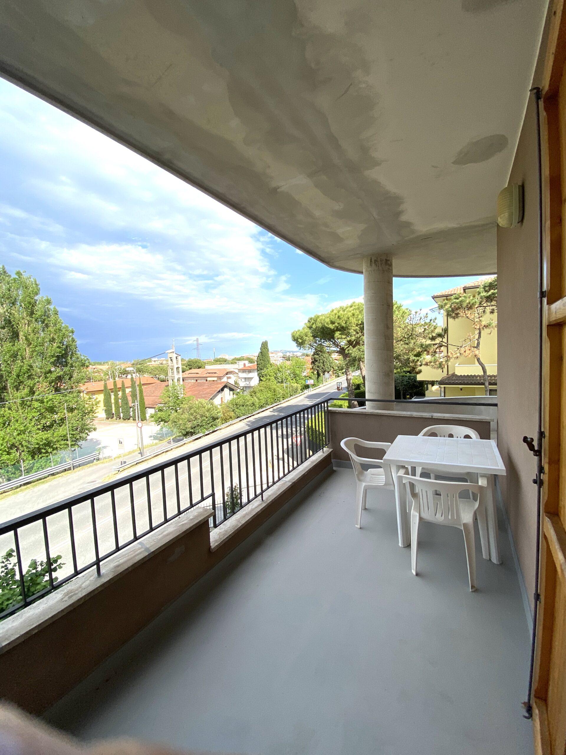 RICCIONE FONTANELLE.Appartamento situato in zona fontanelle a circa 500mt dal mare in affitto a settembre
