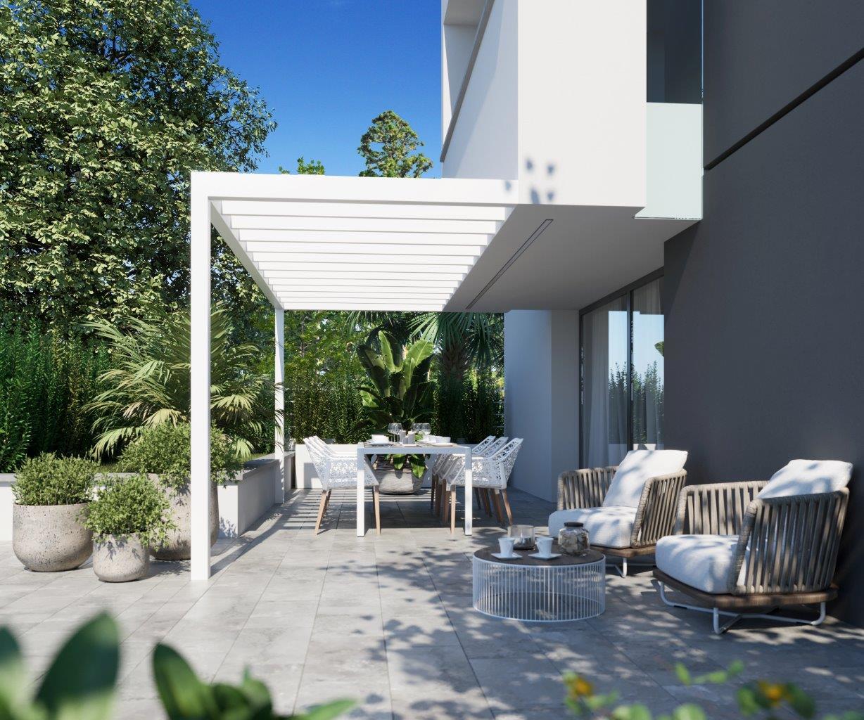 RICCIONE PORTO, app. piano terra con giardino nuovo