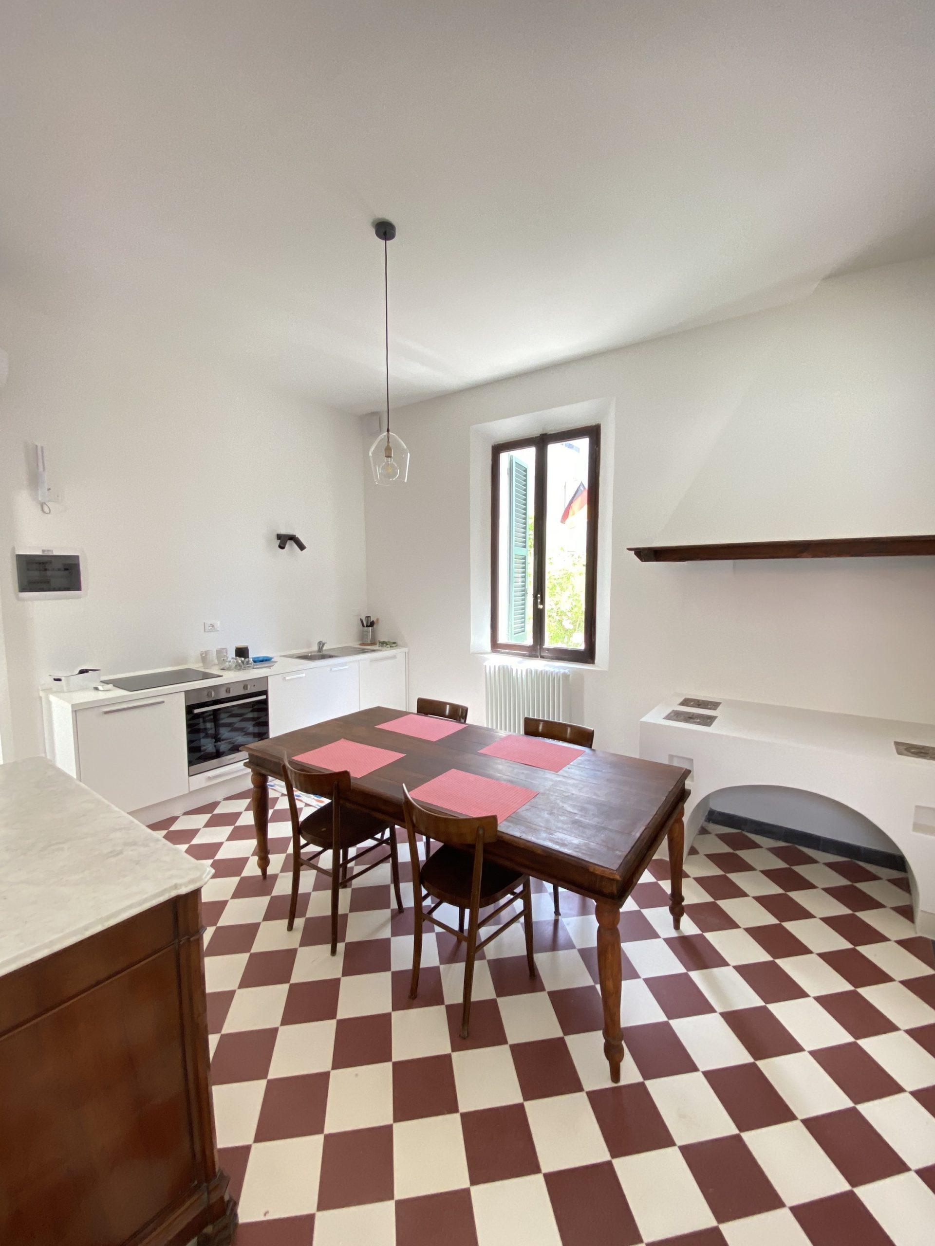 RICCIONE ABISSINIA, appartamento in villa PIANO TERRA