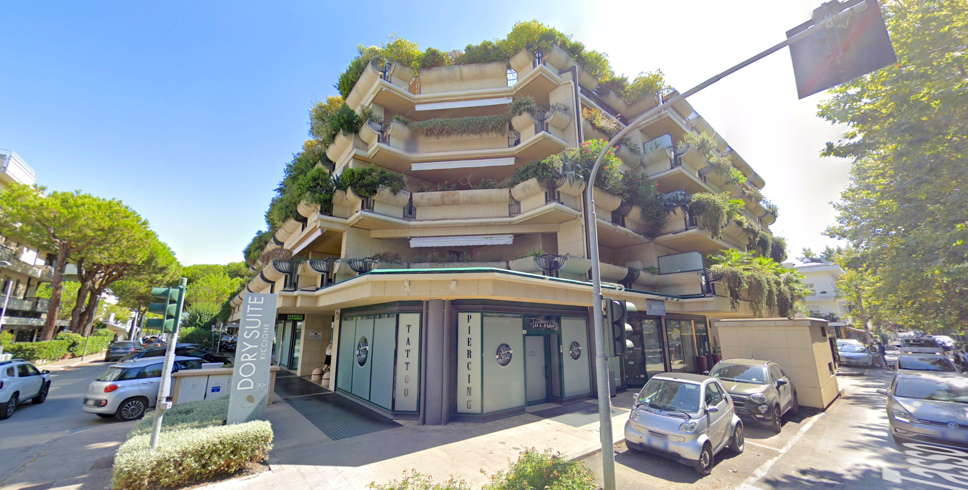 RICCIONE ALBA MARE, 3 locali con terrazzo e box in vendita