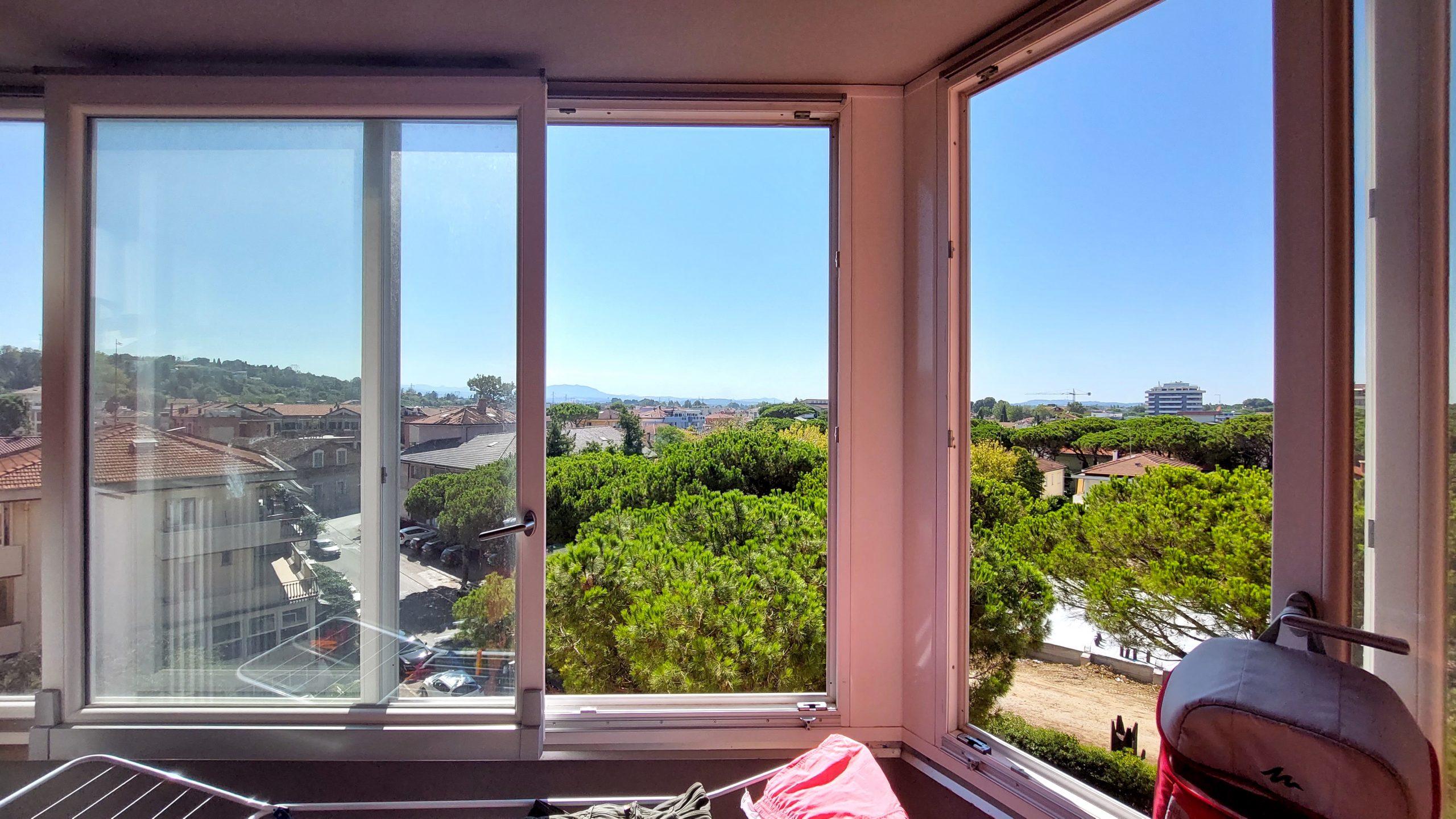 RICCIONE PAESE, 3 locali piano alto ristrutturato in vendita